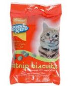 Good Girl Catnip Biscuits - 12 x 75g